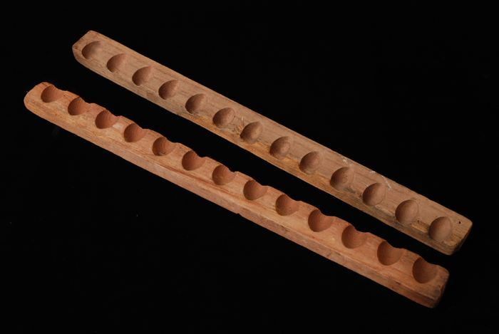 Mal voor chocolade- en suikerwerk Jamin: paaseitje